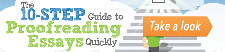 The 10-Step Guide to Proofreading Essays Quickly (Infographic) post image