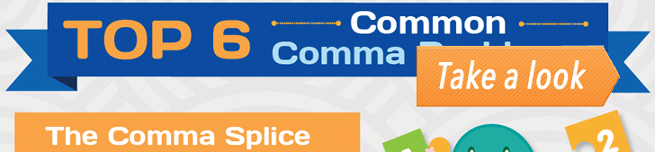Top 6 Common Comma Problems (Infographic) post image