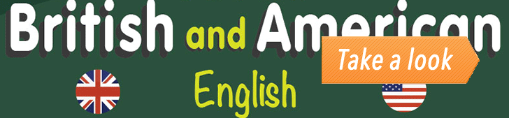British vs. American English: 63 Differences (Infographic) post image