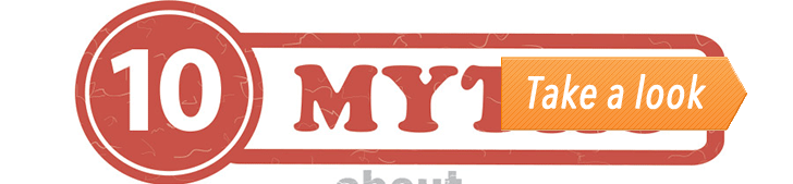 10 Myths about English Writing (Infographic) post image
