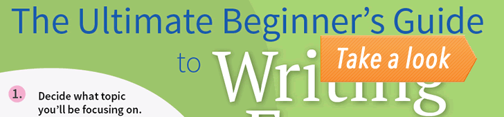 The Ultimate Beginner's Guide to Writing Essays (Infographic) post image