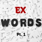 Using Verbs Beginning With Ex Pt 1 post image