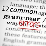 The 12 Most Common Grammar Errors post image