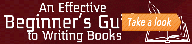 An Effective Beginner's Guide to Writing Books (Infographic) post image