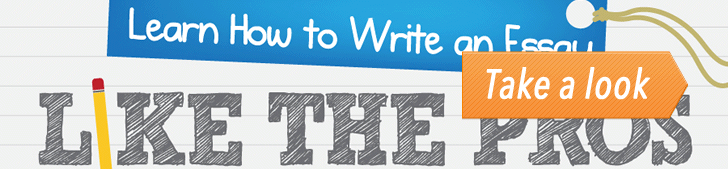 How to Write an Essay Like the Pros (Infographic) post image